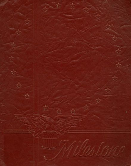 1943 Philadelphia High School for Girls Yearbook Cover