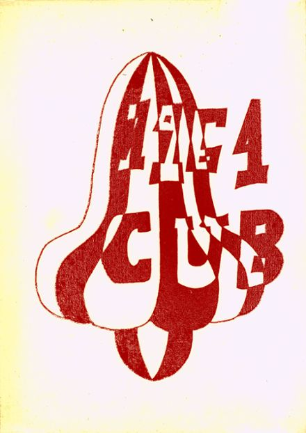1964 Brownfield High School Yearbook Cover