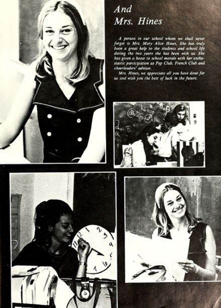 1970 Athens Academy Yearbook Page 9