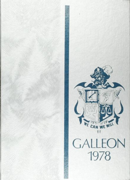 1978 Huntington High School Yearbook Cover