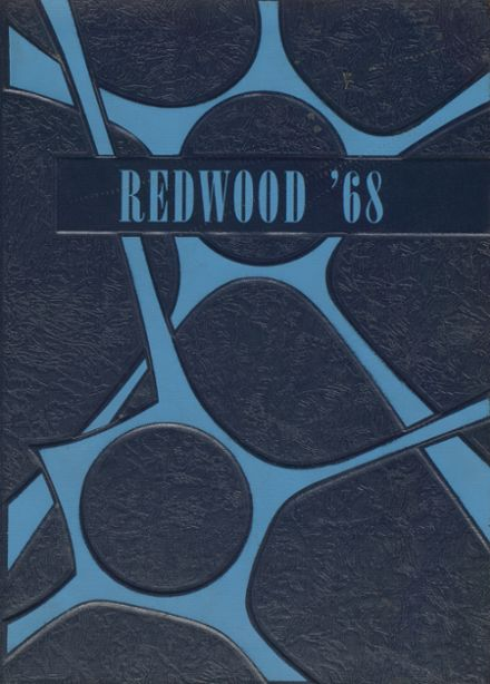 1968 Crestwood High School Yearbook Cover
