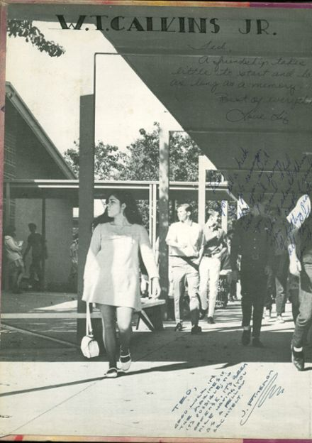 Explore 1969 Grover Cleveland High School Yearbook Reseda