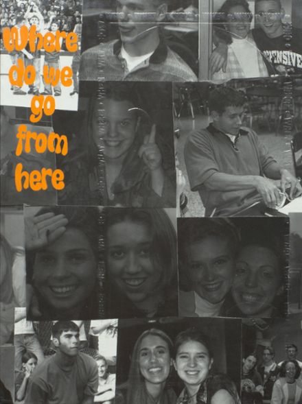 1998 East Noble High School Yearbook Cover
