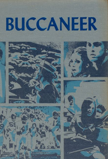 1972 Covington High School Yearbook Cover