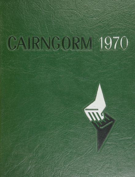 1970 Finney High School Yearbook Cover
