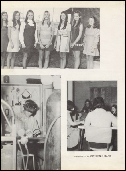 1972 Marshall High School Yearbook Page 6