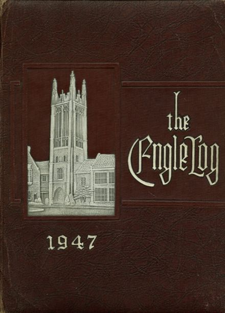 1947 Dwight Morrow High School Yearbook Cover