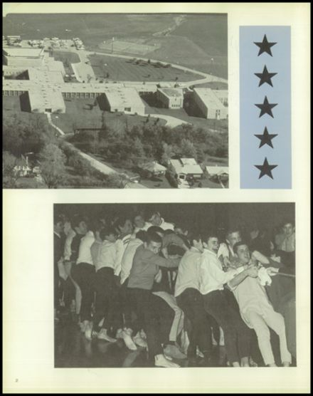 1969 Carmel High School Yearbook Page 6