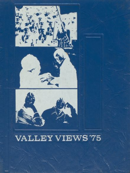 1975 Water Valley High School Yearbook Cover