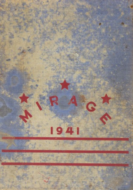 1941 New Haven High School Yearbook Cover