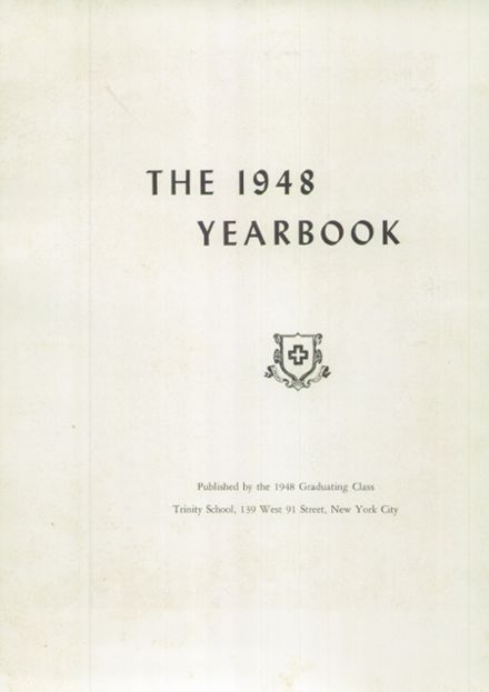 1948 Trinity School Yearbook Page 7