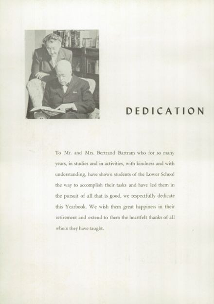 1948 Trinity School Yearbook Page 8
