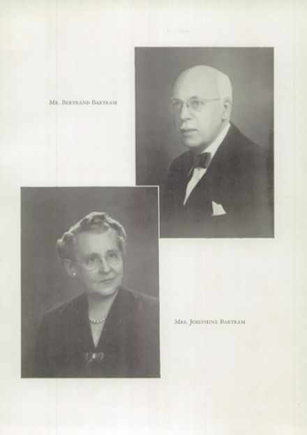 1948 Trinity School Yearbook Page 9