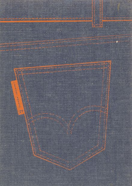 1977 McCune Rural High School Yearbook Cover