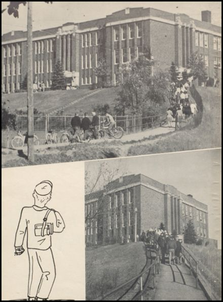 1946 Rhinelander High School Yearbook Page 6