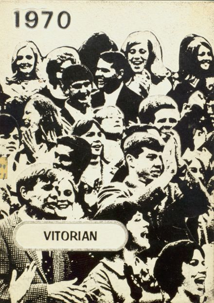 1970 V.I.T. High School Yearbook Cover