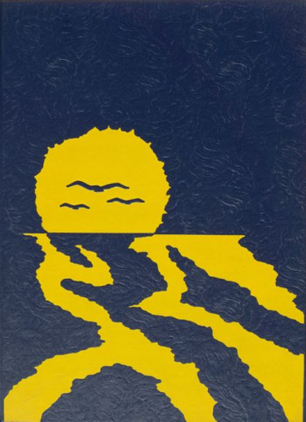 1971 Lakeview High School Yearbook Cover