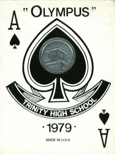 1979 Trinity High School Yearbook Cover