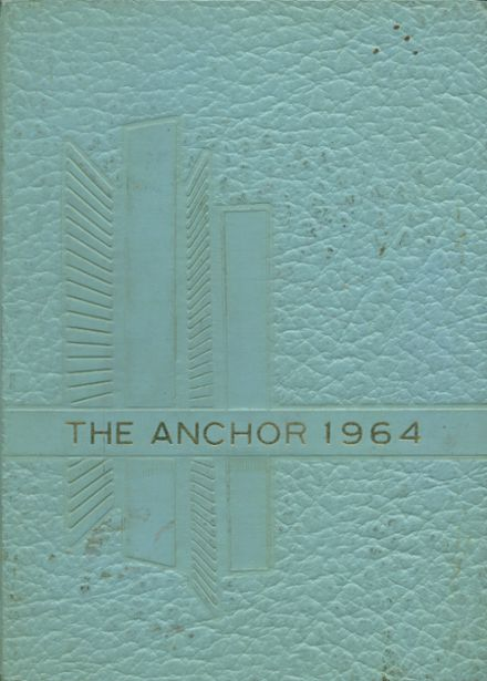 1964 Bourgade High School Yearbook Cover