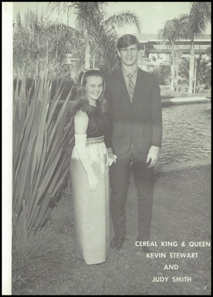 1970 Ceres High School Yearbook Page 7