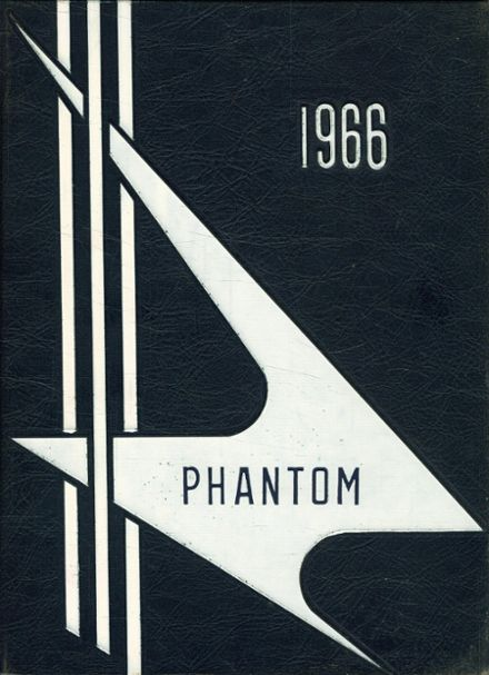 1966 Curry High School Yearbook Cover