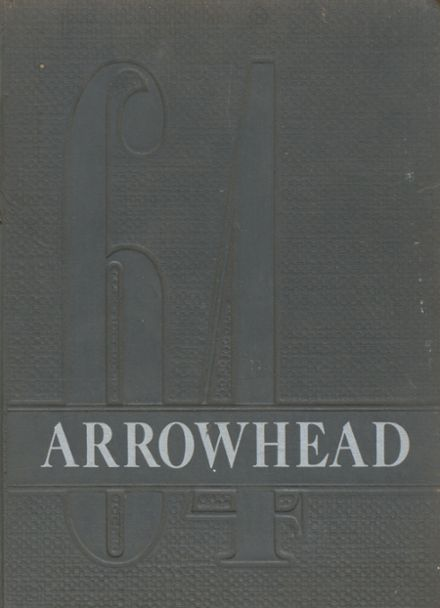 1964 Southeast High School Yearbook Cover