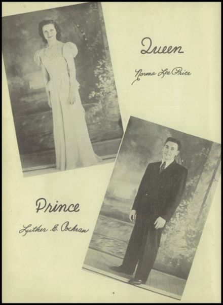 1948 Houston High School Yearbook Page 8