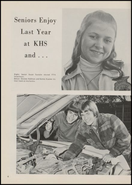 1975 Kinta High School Yearbook Page 8
