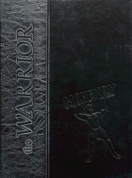 2004 McHenry Community High School Yearbook Cover