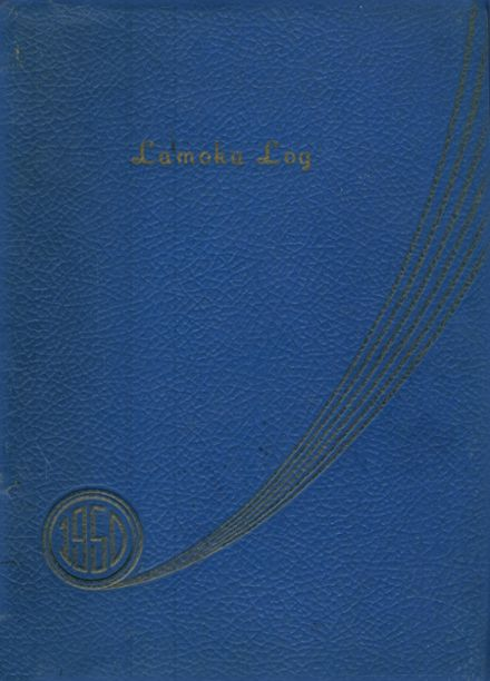 1950 Bradford Central High School Yearbook Cover