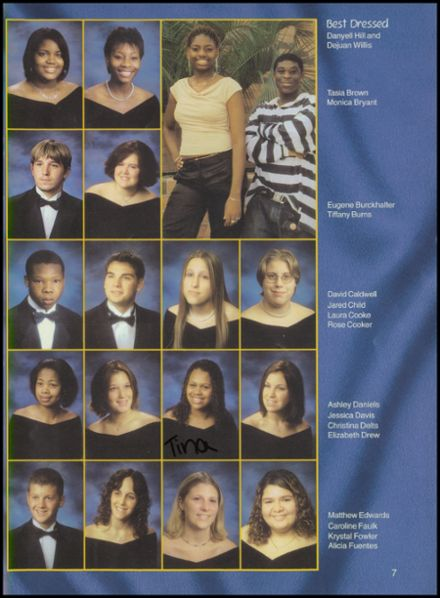 Explore 2004 North Brunswick High School Yearbook Leland Nc