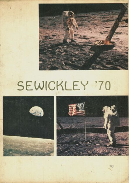 1970 Sewickley High School Yearbook Cover