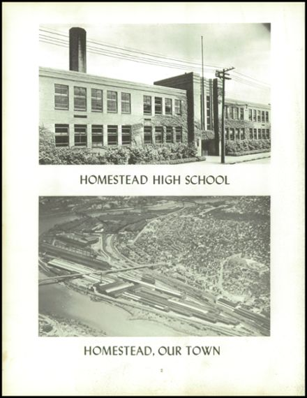 1964 Homestead High School Yearbook Page 6
