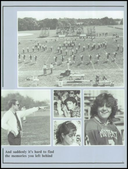 1983 Washington Township High School Yearbook Page 7