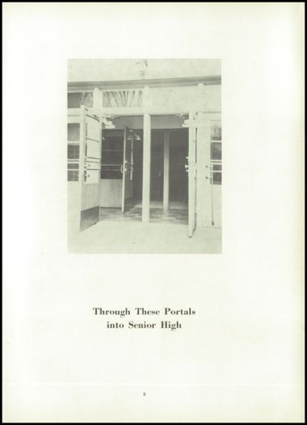1956 Ripon High School Yearbook Page 7