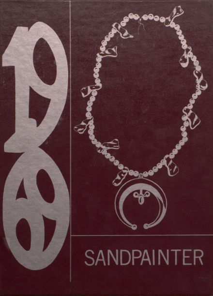 1969 Intermountain Indian High School Yearbook Cover