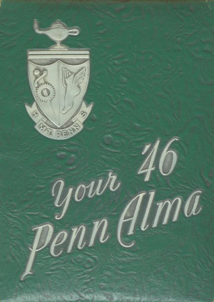 1946 Mt. Penn High School Yearbook Cover