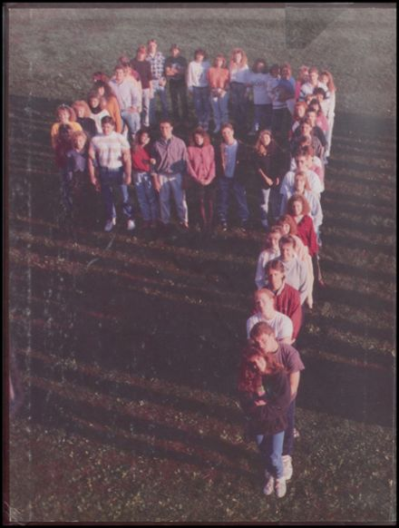 1991 Stillwater High School Yearbook Page 2