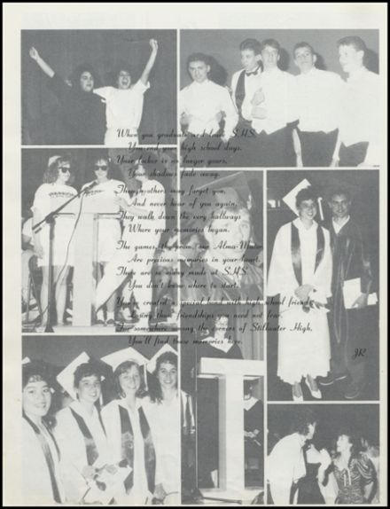 1991 Stillwater High School Yearbook Page 8
