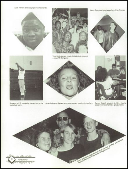 1992 West Mesquite High School Yearbook Page 6