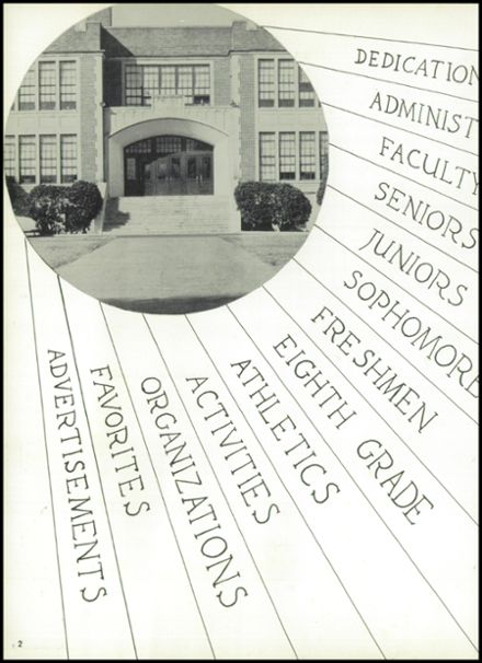 1959 Hopewell High School Yearbook Page 6