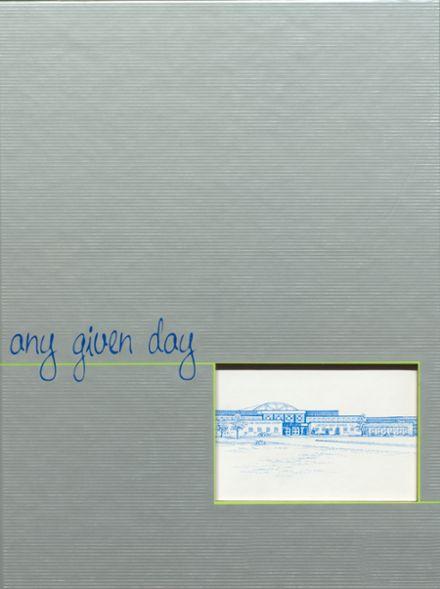 2009 Lincoln High School Yearbook Cover