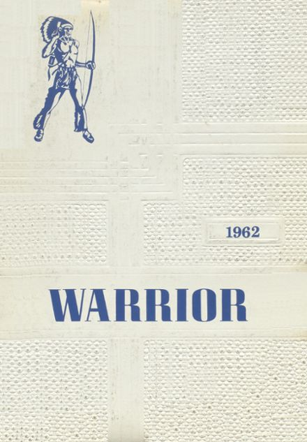1962 Ketchum High School Yearbook Cover