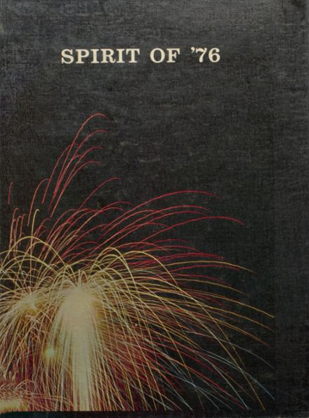 1976 McHenry Community High School Yearbook Cover