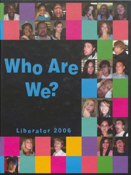 2006 Lincoln High School Yearbook Cover