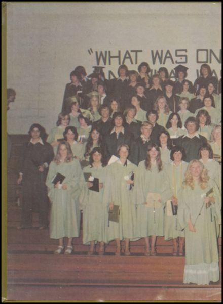 1977 Coquille High School Yearbook Page 2