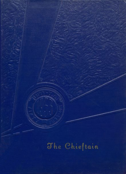 1953 Cohocton Central High School Yearbook Cover
