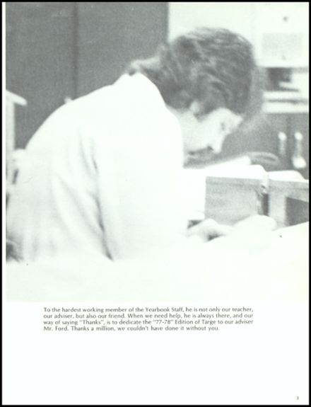1978 Incline High School Yearbook Page 7
