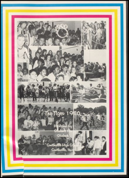 1980 Smithville High School Yearbook Page 5