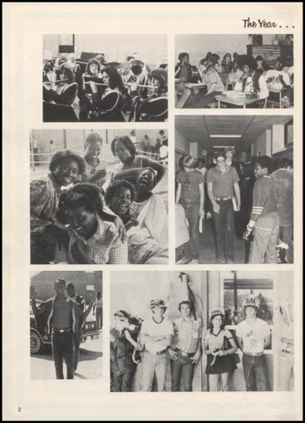 1980 Smithville High School Yearbook Page 6